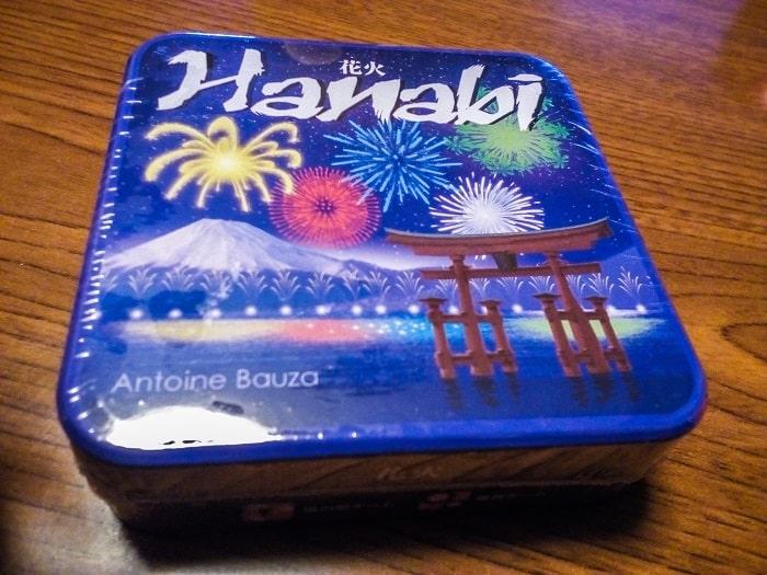 「花火/Hanabi」のパッケージ