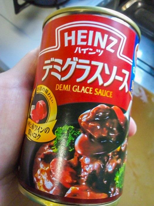 ハインツのデミグラスソース