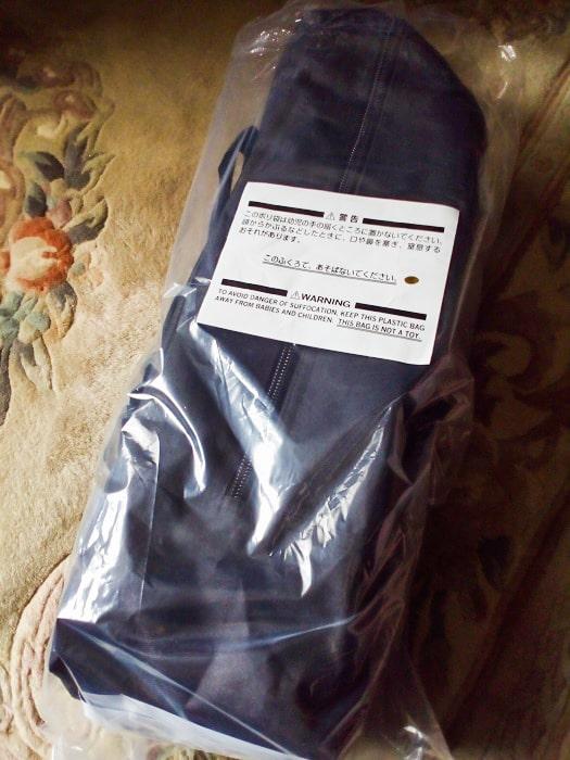 「ウッドトップロールテーブル」の内袋